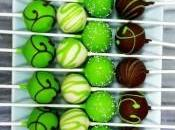 Tennis Cake Pops Yum!