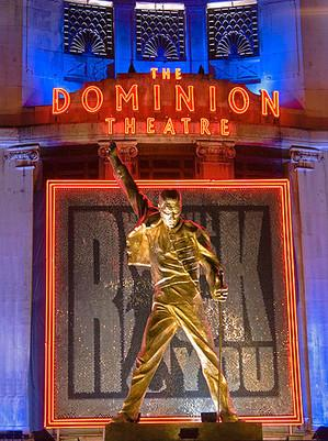 Famous Shows To Hit The Dominion Theatre