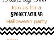 FPF: Halloween Invitation Printable