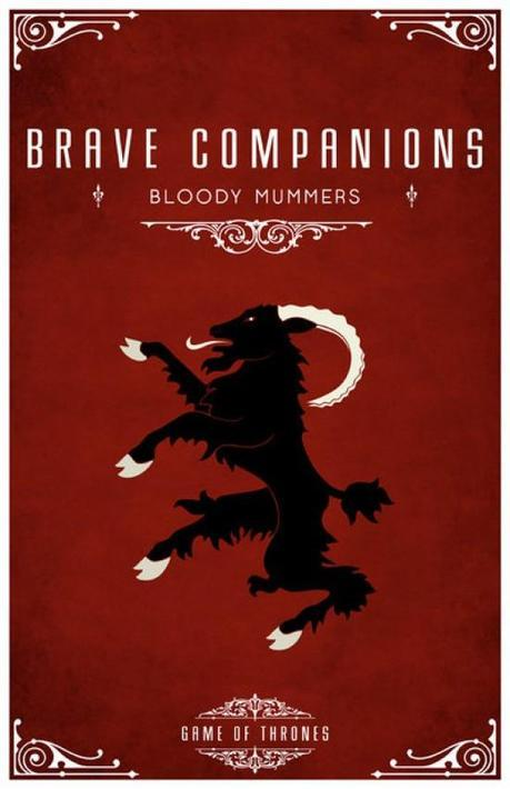 Special Sigils From the World of Game of Thrones