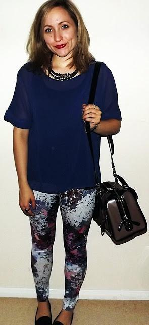 Style: It's all about the leggings