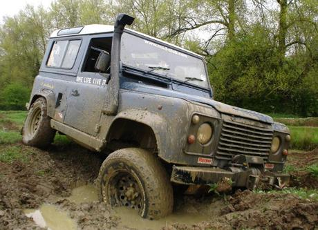 Guest Post: Top 5: Worldwide 4x4 Adventure Trails