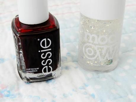 NOTD - Skirting The Issue + Snowflakes