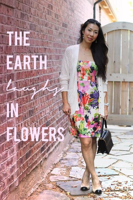 jcrew ella floral dress