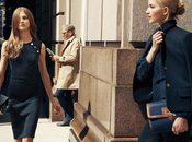 Tory Burch Zeroes Navy Train