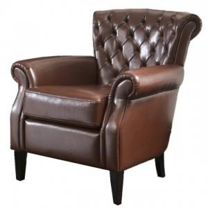 Top 10 ideas for any man cave paperblog for Big comfy leather chair