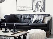 Black White Living Room Finland