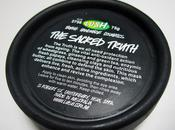 Review: Lush Sacred Truth Fresh Face Mask
