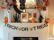 Spooky Mantles {Halloween}