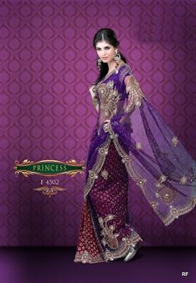 Princess Bridal Amp Wedding Party Sarees Gorgeous Must