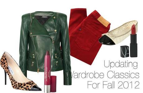 How to Wear Wardrobe Classics with This Fall's Trends