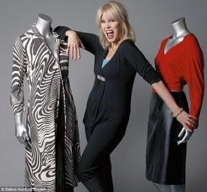 Ab Fab's Joanna Lumley to Auction Her 'Patsy Stone' Wardrobe to Charity