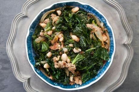 Tuscan Kale and White Bean Ragout & Food Day