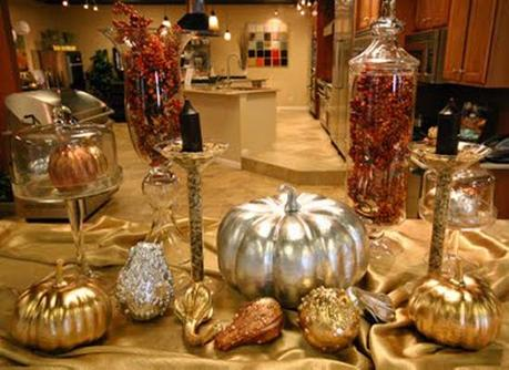 design mattersinc com Decorating your Thanksgiving Day Table To Sparkle! HomeSpirations