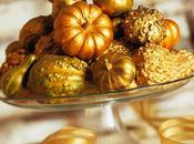 Decorating Your Thanksgiving Table Sparkle!