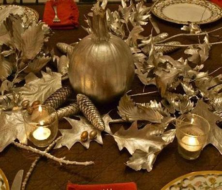 valsparblog com Decorating your Thanksgiving Day Table To Sparkle! HomeSpirations