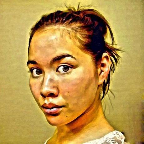 Edit with Portrait Painter © Geri Centonze