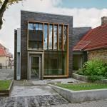 Samrode Building by Krists Karklins & Arhitektūras Birojs