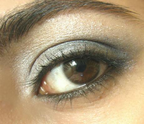 Maxfactor smokey eye effect eyeshadows