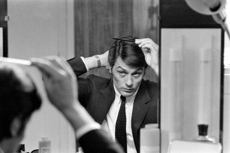 how to get alain delon hair