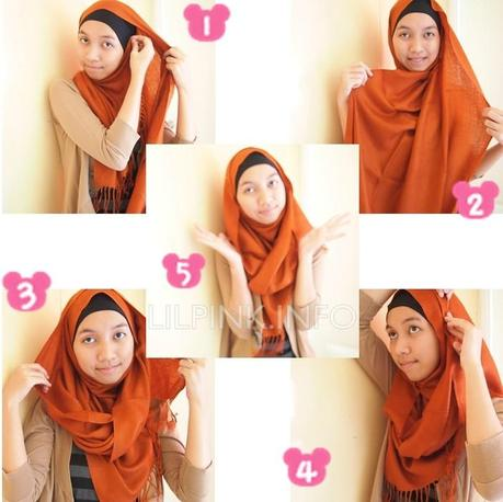 wear hijab in less than 2