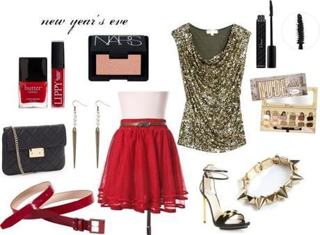 Taylor Swift/Glamour (Nov 12) New Year's Eve Look