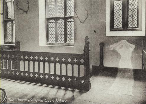 31 Days of Halloween – Day 25: Tudor Ghosts
