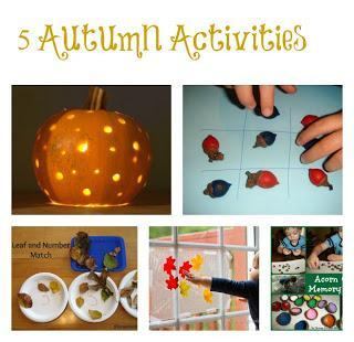 5  Autumn Activities and The Weekly Kids Coop