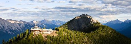 Sulphur Mountain, Banff National Park, by Simon Auchterlonie