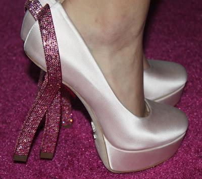 Shoe of the Day | SCHEÉ Giuliana Pump for Breast Cancer Awareness