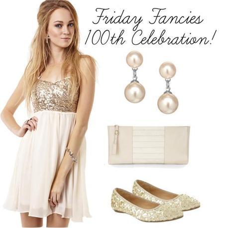 Friday Fancies - 100th Celebration