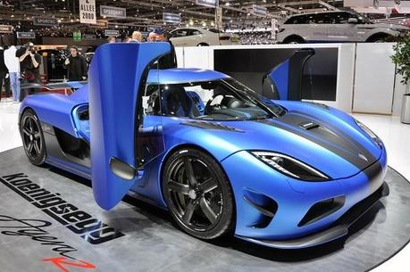 The Veyron Killer: Koenigsegg Agera R