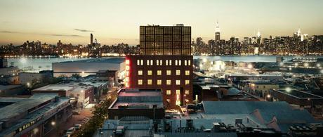 The Wythe Hotel in Williamsburg