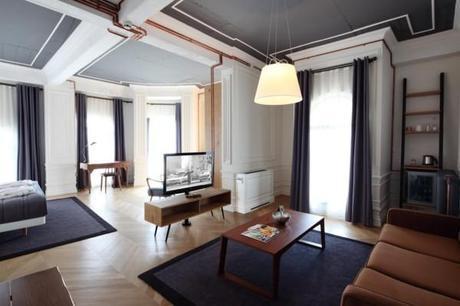 Karaköy Rooms by RunArchitects