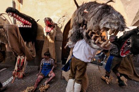 Alp Demons & (Pagan) Folk Beliefs