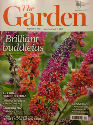 Charming Gardening Magazines Do Battle! The Garden V Gardens Illustrated   A Wee  Review