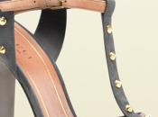 Hello Gucci Studded Sandal