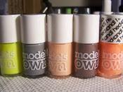 Models Color Club Nail Mail
