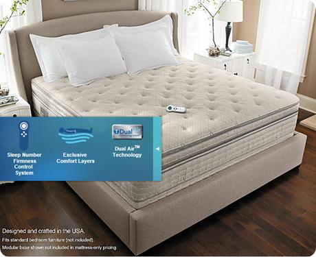 air mattress beds like sleep number 1