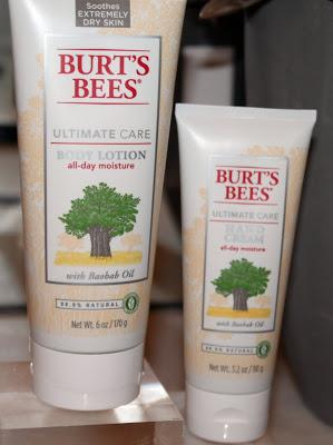 Burt's Bees Launches Intense Hydration & Ultimate Care Collections