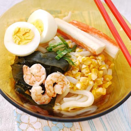 Miso Udon Soup - Paperblog