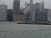 Hurricane Sandy Touches Down
