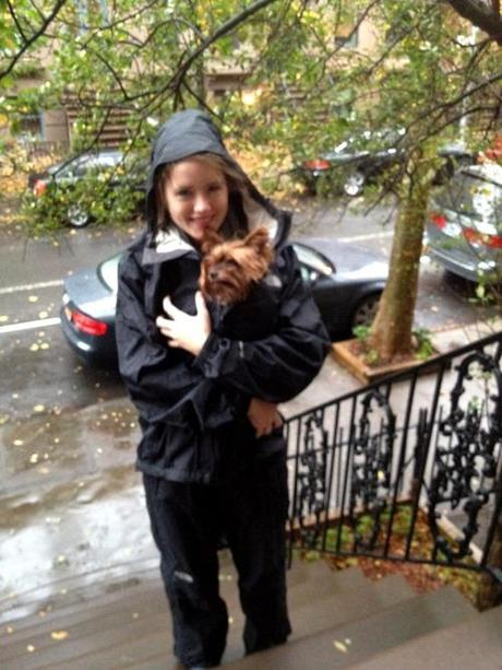Live Reporting On Hurricane Sandy From The Trenches* of South Brooklyn (*Tree-Lined Streets)