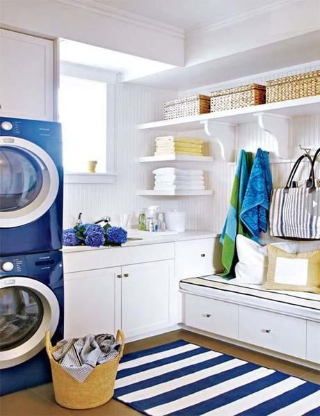styleathome Laundry Room Decorating Ideas and Prize Winner HomeSpirations