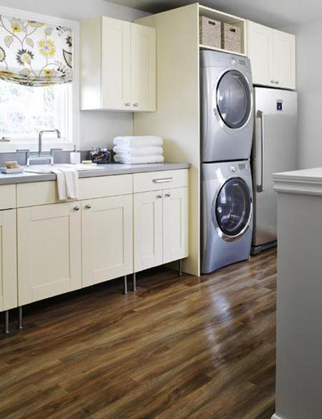 laundry room decorating ideas and prize winner paperblog