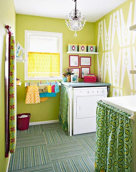 bhg Laundry Room Decorating Ideas and Prize Winner HomeSpirations