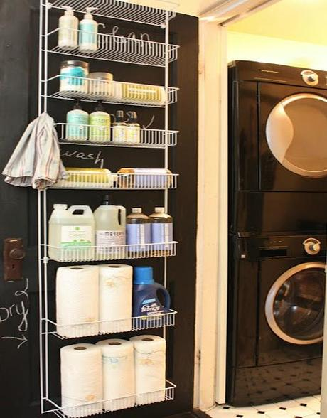 mysweetsavannah Laundry Room Decorating Ideas and Prize Winner HomeSpirations