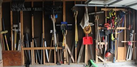Garage Organization Use Pegboard Paperblog