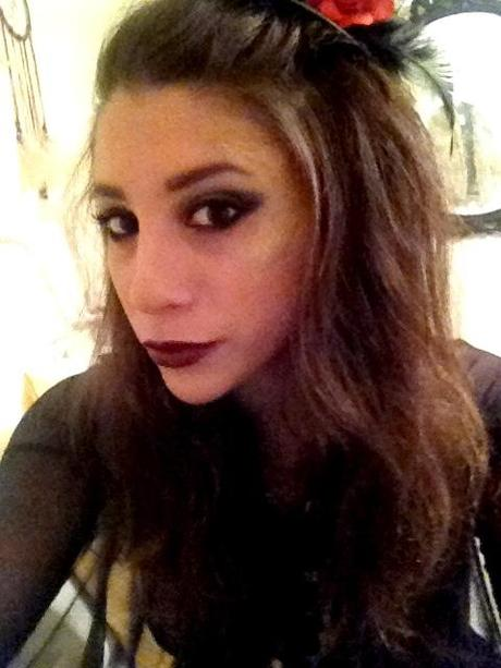 dark witch makeup