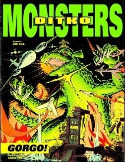 DITKO MONSTERS: GORGO!